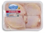 USDA GRADE A All Natural Chicken Thighs Bone In