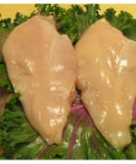 U.S. All Natural Chicken Breast Boneless Skinless