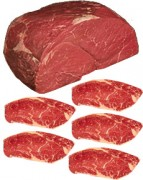 U.S. Top Sirloin Butt  – Choice (Whole Roast)