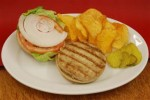 Chicken Burger Patty – CASE