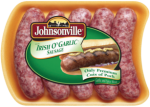 Johnsonville Sausages – Irish O' Garlic