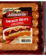 Johnsonville Sausages – Smoked Brats