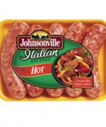 Johnsonville Sausages – Hot Italian