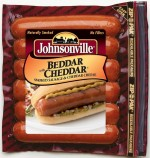 Johnsonville Sausages – Beddar with Cheddar