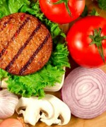 Soya / Vege Burger Patty – CASE