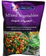 Emborg – Mixed Vegetables
