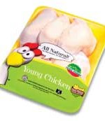 U.S. All Natural Chicken Whole Legs Per Lb