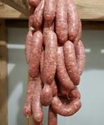 Artie's Garlic & Basil Sausages